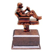 Couch Fantasy Football Trophy