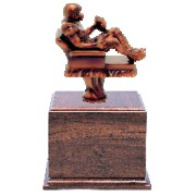 Large Couch Fantasy Football Trophy